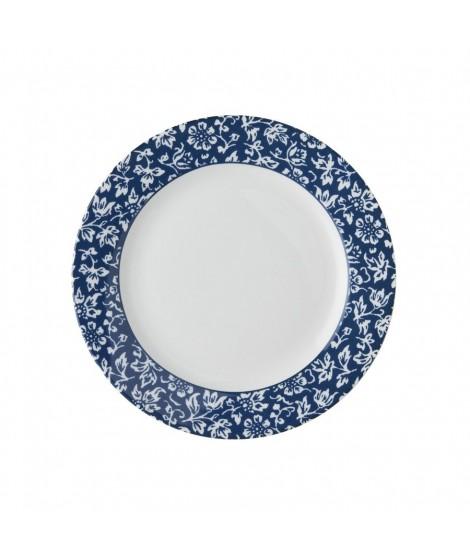 Cake plate Sweet Allysum blue 18cm