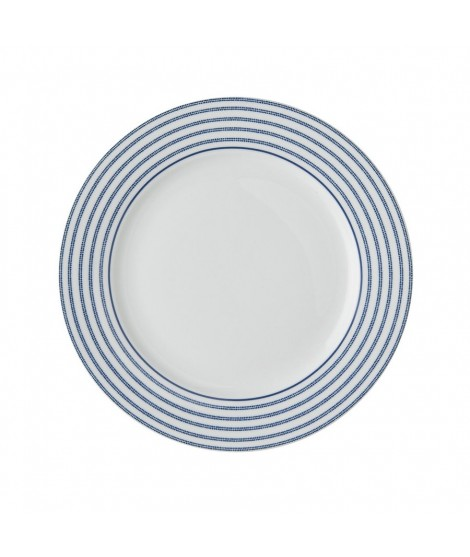 Cake plate Candy Stripe blue 20cm