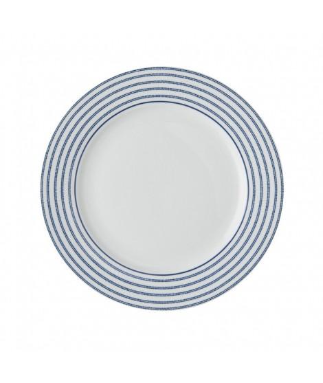 Cake plate Candy Stripe blue 20cm