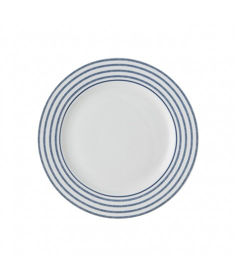 Cake plate Candy Stripe blue 18cm