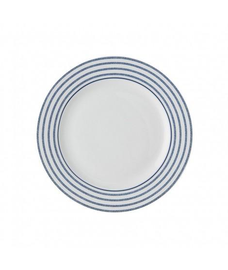 Dezertní talíř Candy Stripe blue 18cm
