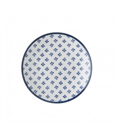 Podšálek Petit Fleur blue 12cm