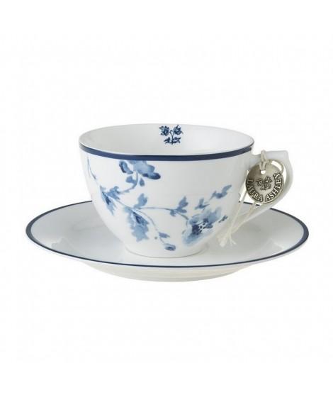 Šálek na cappuccino China Rose blue 260ml