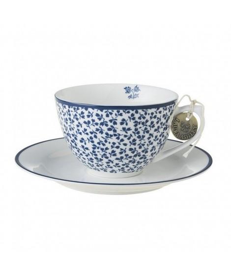 Šálek na cappuccino Floris blue 260ml