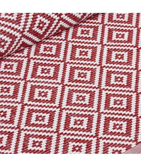 Table runner Boel klasik red 45x150