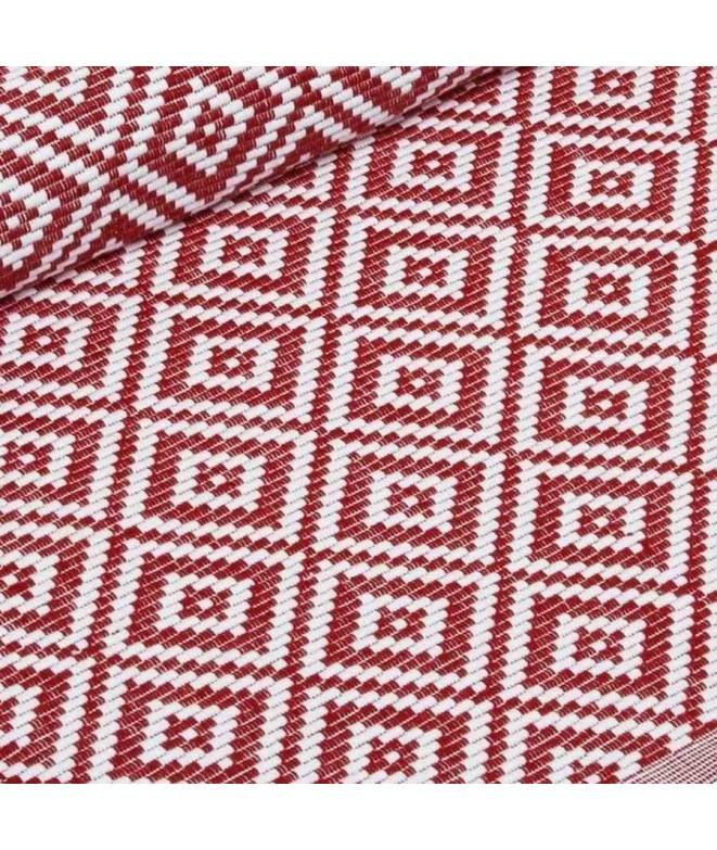 Běhoun na stůl Boel klasik red 45x150