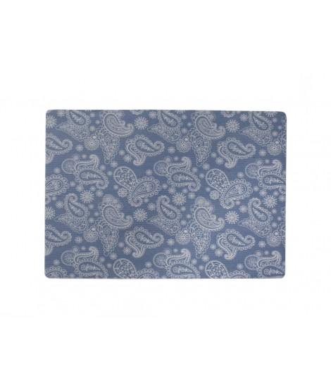 Prostírání Paisley blue 43x30
