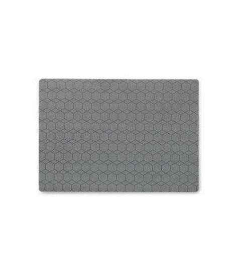 Prostírání Hexagon grey 43x30