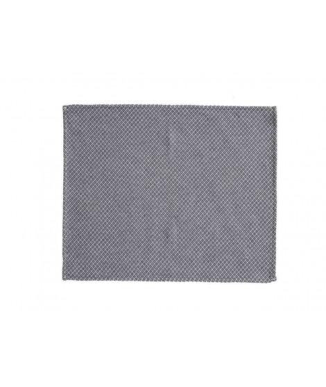 Látkové prostírání Peak grey 2-set 45x35