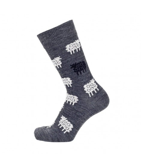 Merino socks Sheep antracite