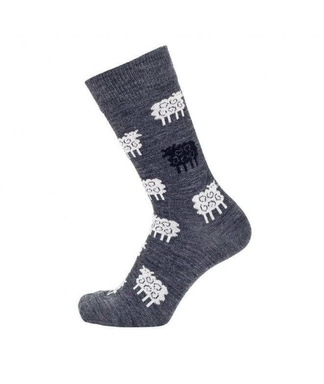 Merino socks Sheep antracite