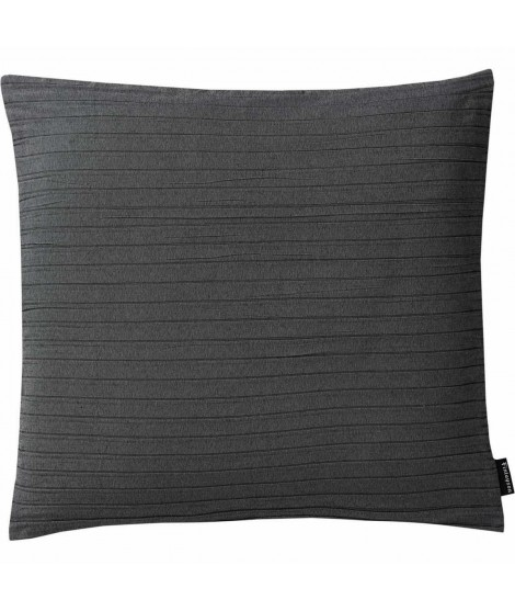 Cushion cover VEKKI dark grey 50x50