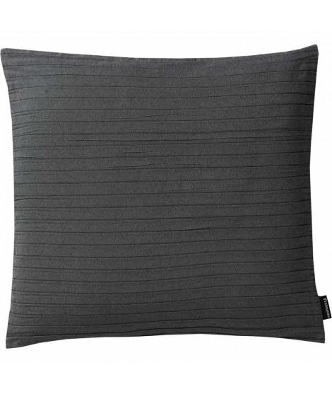 Povlak na polštář VEKKI dark grey 50x50