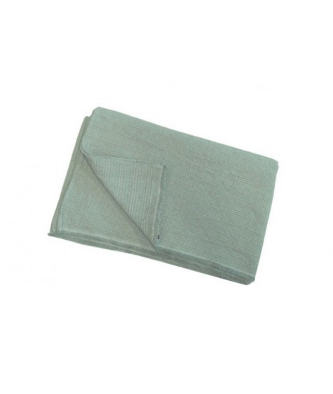 Bavlněná deka MARE glass green 140x200