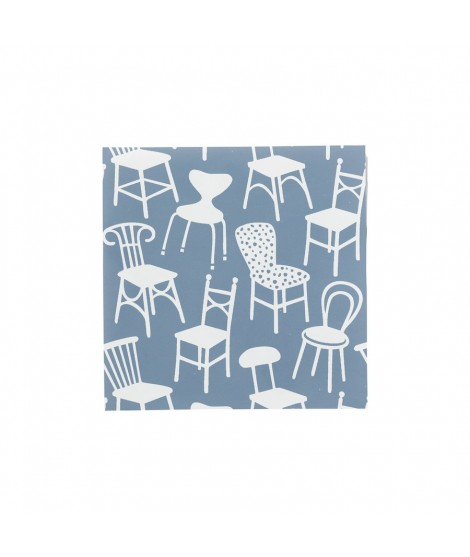 Paper napkins Chairs 33x33 20ks
