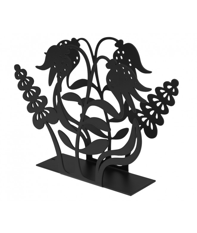 Napkin holders Lily black