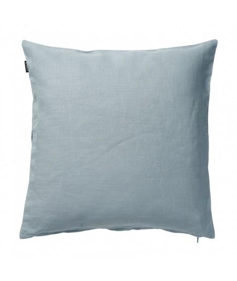 Linen cushion cover Linn tyrkys 50x50