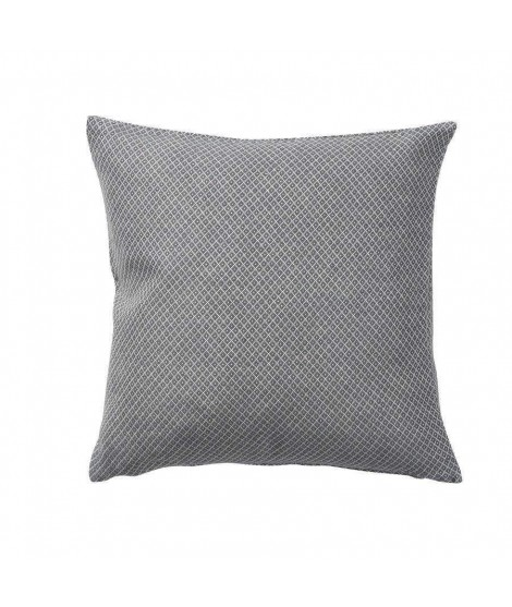 Cotton cushion cover Peak grey 45x45