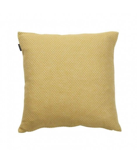 Cotton cushion cover Peak yellow 45x45
