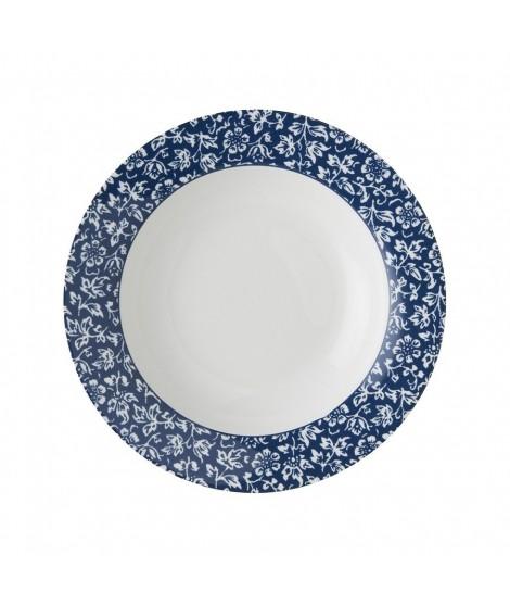 Hluboký talíř Sweet Allysum blue 22cm