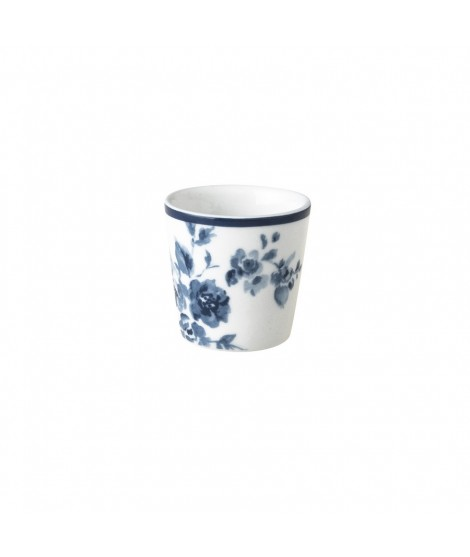 Egg cup China Rose blue