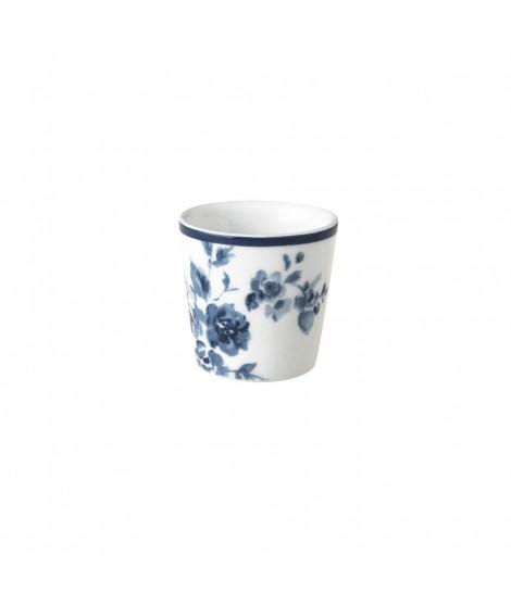 Pohárek na vejce China Rose blue