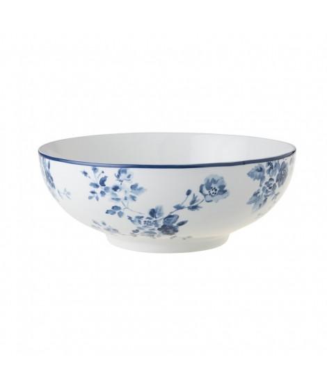 Large bowl China Rose blue 23cm