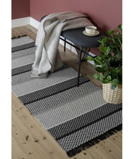 Plastový koberec Folke grey 70x150