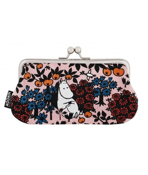 Pouch Berry Rose M 19x10