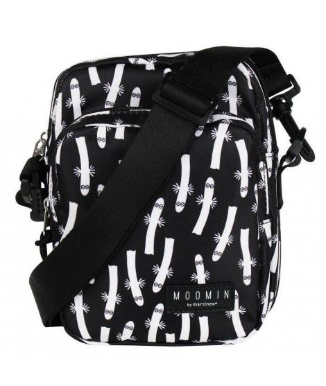Moomin taška přes rameno Hattifatteners černá