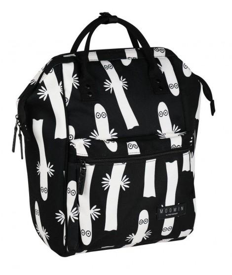 Bagpack Moomin Hattifattener black