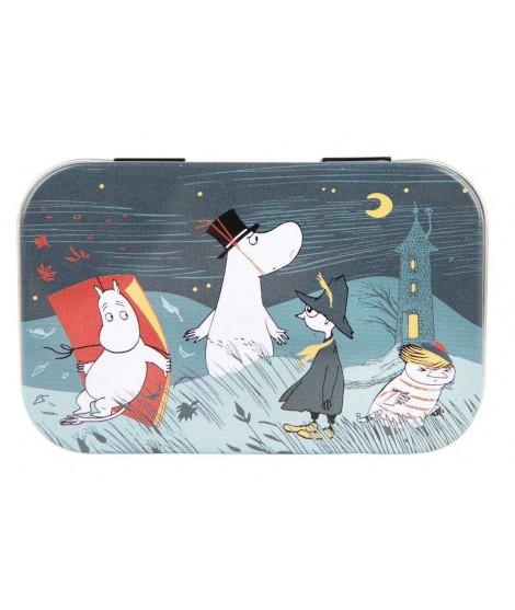 Small tin Moomin Storm1