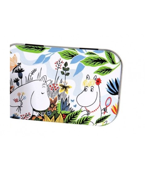 Mini tin Moomin Summer Day 10x6,5x2cm