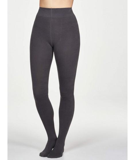 Bambusové punčochače Elgin graphite grey