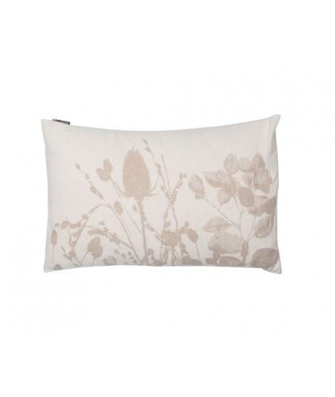 Cotton cushion Silvretta Grass offwhite 40x60