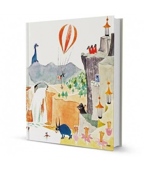 Notebook Moominpappa A5, 128 pages