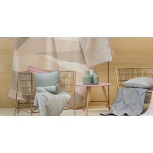 Bavlněné deky zahřejí a doladí váš interiér k dokonalosti